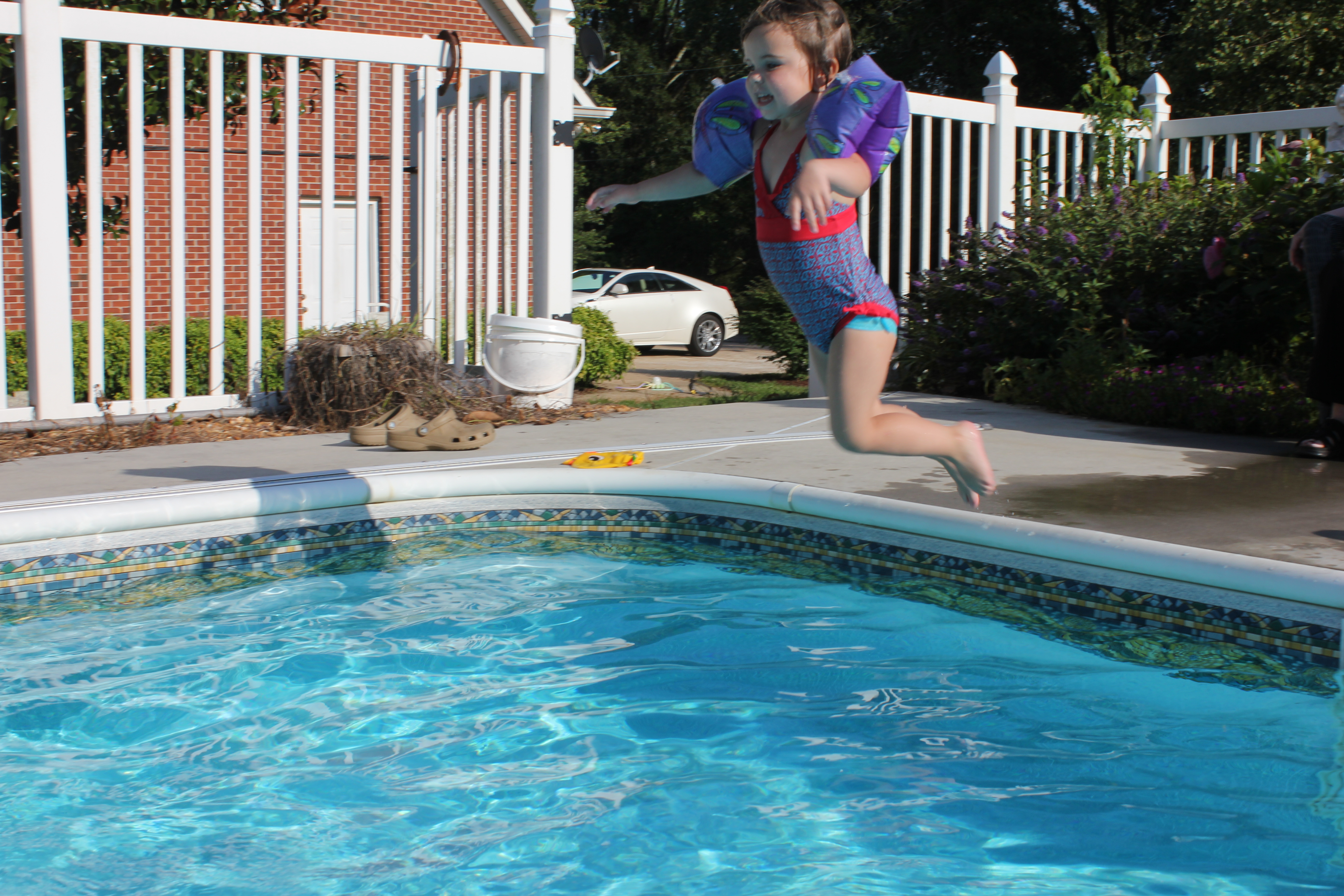 Ammon Swimming Pool: Parenting With Pride