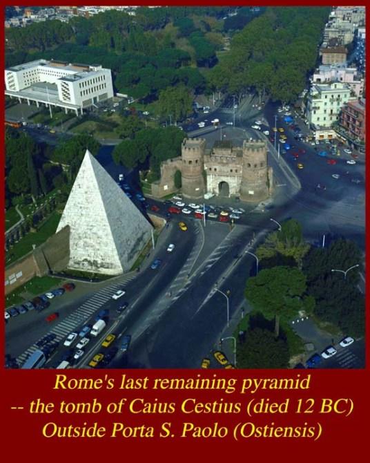 RomePyramidCestius