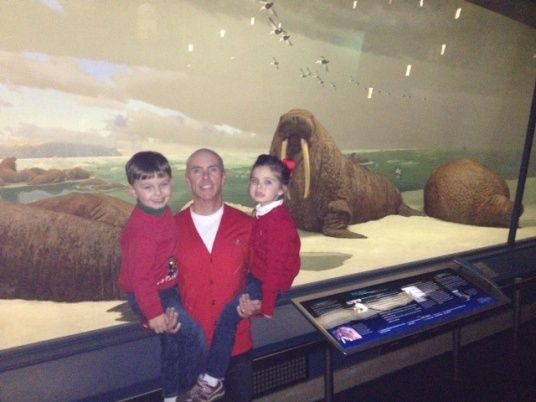 Museum of natural history December 2