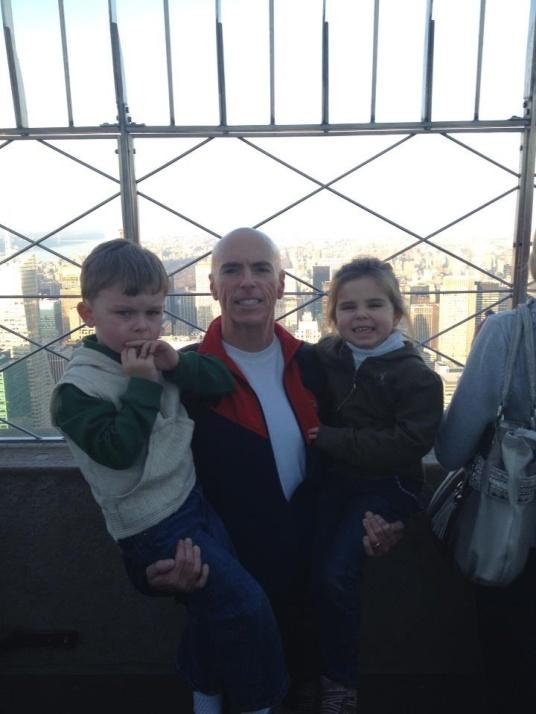 86th Floor Empire State Building December 3