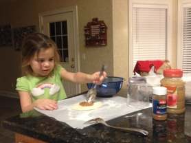 Ammon creates her Apple PIes