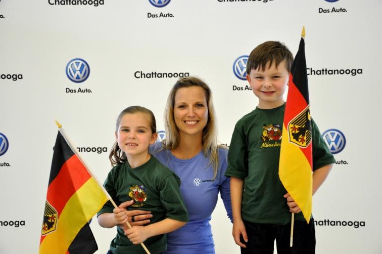Volkswagen & Children