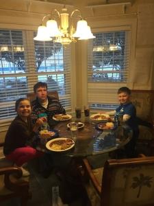 Snowmageddon Dinner