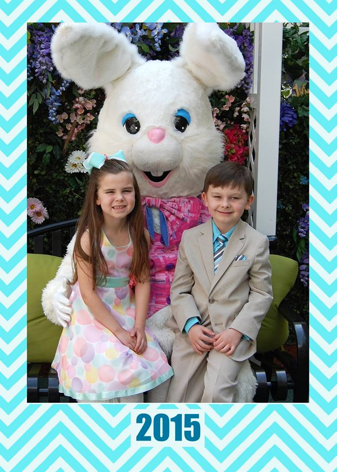 Ammon & Carter: Easter 2015