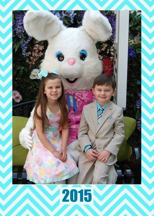 Ammon & Carter: Easter 2015