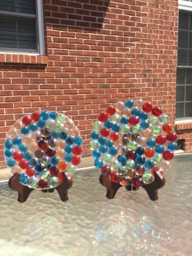 Mother's Day Sun Catchers for Mamaw & Nana