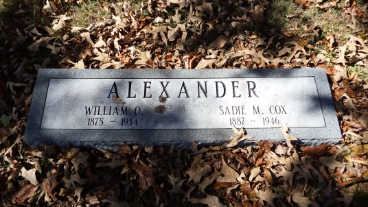 My Great Grandparents buried in Varnell, Georgia