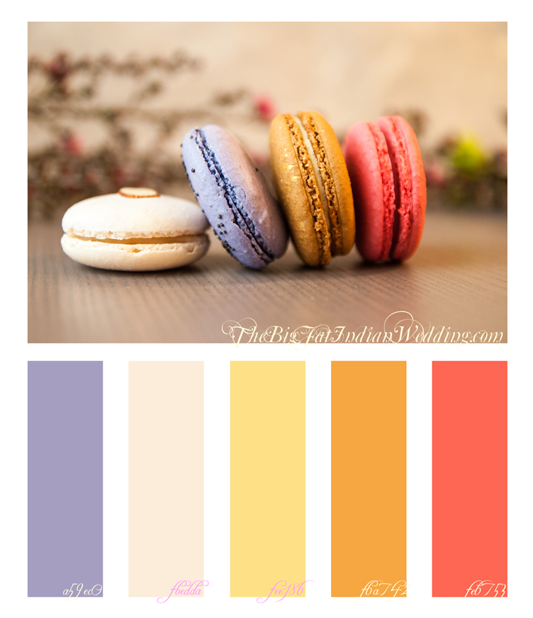 I do love macaroons, but this is about Pastel Painting! LOL