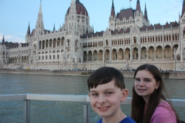 Danube: Day cruise at Parliament