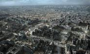 Bombed Warsaw October 1944
